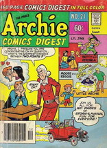 Archie Digest Magazine #21 FN; Archie | save on shipping - details inside - $4.99
