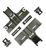 6 Pcs W10350375(2pc) W10195839(2pc) W10195840(2pc) UPGRADED Dishwasher T... - $43.99