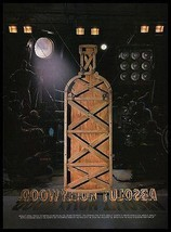 Absolut Hollywood Stage Set Door 1994 Distillery Ad Absolut Vodka - $14.99