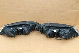 06-07 Hyundai Azera 7-Pin Headlight Head Light Lamps Set L&R - POLISHED image 7