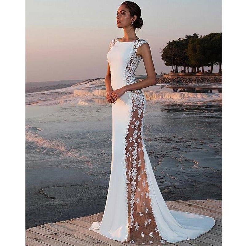 sexy elegante festa de casamento vestido maxi senhoras sem mangas formal longo bodycon vestidos