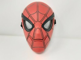 Hasbro Marvel SpiderMan Moving Eyes Sight Mask With Arachno Vision Kid Preowned  - $9.47