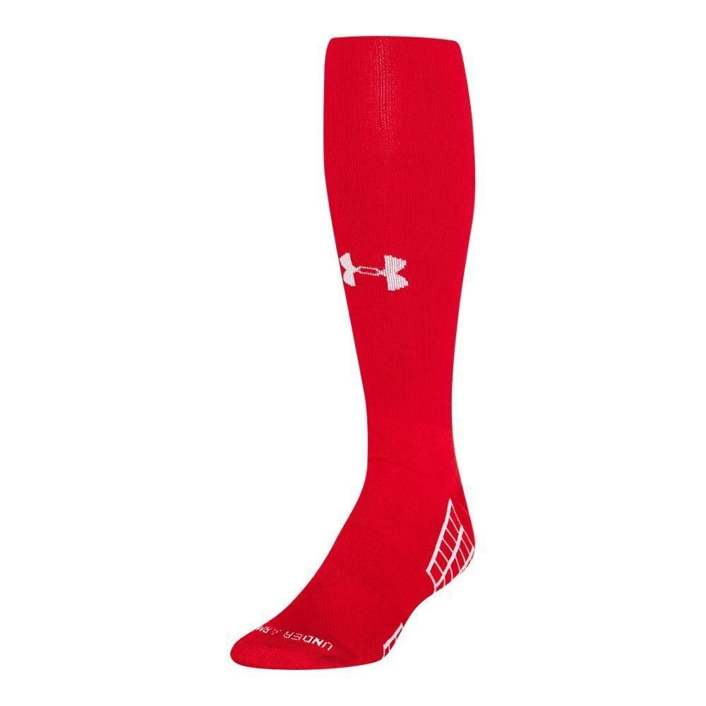 Under Armour Men's UA Striker Soccer Over-The-Calf Socks SIZE M
