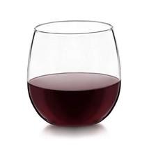 Libbey Vina Stemless Red-Wine Glasses 16.75oz/Set of 4 - $19.91