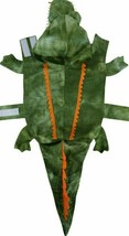 Bootique Funny Dog Crocodile Costumes Pet Halloween Christmas Cosplay Dr... - $16.82