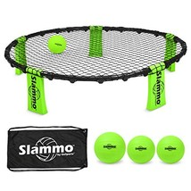 GoSports Slammo Game Set Includes 3 Balls, Carrying Case and Rules - $58.73