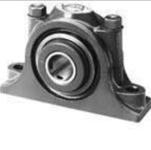 "Dodge Baldor P2BDI303R 3-3/16"" 2 Bolt Pillow Block Roller Bearing Unit - $864.83"