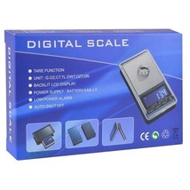 DS-16 1000g x 0.1g Pocket Digital Scale w/Travel Pouch- Extensive Weighi... - €7,56 EUR