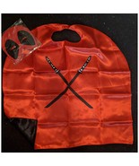 Deadpool Cape and Mask Set - $5.94