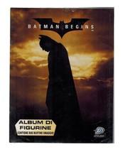 Batman Begins Empty Album + 2 Stickers Packs Upper Deck 2005 - $13.00