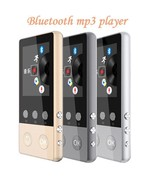 Metal Mp4 Players Bluetooth Transmissions 80h Fm Radio Voice Recorders E... - $35.86