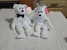 Ty Beanie Babies Mr. And Mrs. - $25.00