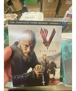 Vikings: The COMPLETE THIRD 3RD SEASON DVD SET - FRENCH & ENGLISH - $14.80