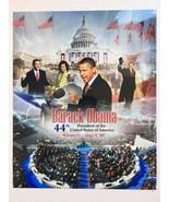 "Barrack Obama 8 x 10"" PHOTO License 44th President Of United States DM1 - $5.99"