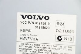 Volvo Radio Stereo Amp Amplifier 31215619, 31215620 image 4
