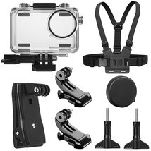 SheIngKa 40M Waterproof Protective Case Shell Backpack Clip Chest Belt S... - $38.41 CAD