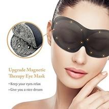 Upgraded Magnetic Sleep Mask for Women Men & Kids Ehomi Eye Cover Sleepi... - $11.36