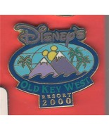 Disney Resort  Old Key West 2000 AUTHENTIC WDW DISNEY PIN - $7.99