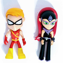 "Teen Titans Go Starfire The Terrible with Speedy Set 2.75"" Action Figure... - $24.18"