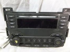 04 05 06 Chevrolet Malibu Radio Cd Face Plate & Knob Set 22734878 LB1034 - $16.77