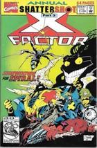 X-Factor Comic Book Annual #7 Marvel Comics 1992 NEAR MINT NEW UNREAD - $3.99