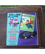 Vintage The Little Fat Policeman Read and Hear ... - $20.00