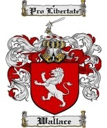 Wallace Family Crest / Coat of Arms JPG or PDF Image Download - $6.99