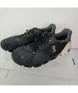 On Running Men's Cloudflyer Running Shoes Black White US M 12 EUR 47 UK 11.5 - $75.22