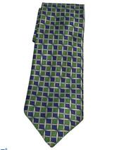 Robert Talbott Best Of Class  Men's Neck Tie Colorful Block Silk Shimmer - $46.75