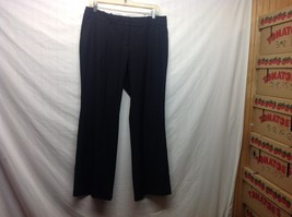 Ann Taylor LOFT Petites Julie Black Business Style Dress Pants Sz 10P - $54.40