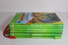 Leapfrog Tag lot of 9  Hardcover books Disney One New ages 4-7  - $26.24