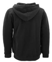 Men's Texas Embroidered Sherpa Lined Warm Zip Up Fleece Hoodie Sweater Jacket image 6