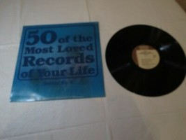 50 de la Most Loved Records Of Your Life Record No 2 1984 LP Álbum Record - $15.98