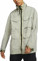 Nike Mens NSW Tech Pack Jackets Dye Bv4430-371 Standard Fit S M  - $224.95