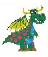 5899 happy dragon green thumbtall