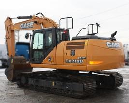 2015 CASE CX210D For Sale in Regina, Saskatchewan S4N 5W4 image 13