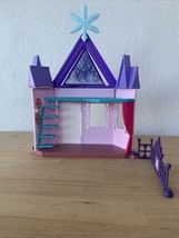 DISNEY HASBRO Little Kingdom Frozen Elsa Castle Royal Bedroom playset set - $10.99