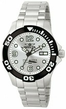 Invicta Pro Diver Swiss Movement Quartz Watch - Black, Stainless Steel Case Band - $275.00
