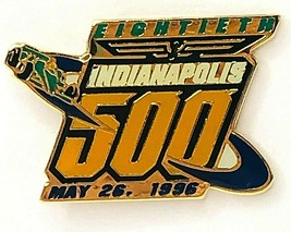 Eightieth Indianapolis 500 May 26, 1996 Hat Pin - $19.99