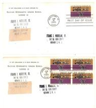 Magna Carta first day covers June 15, 1965, Jamestown, VA. - $2.99