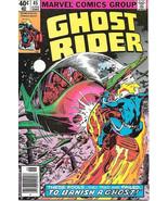 Ghost Rider Comic Book #45, Marvel Comics 1979 NEAR MINT - $10.69