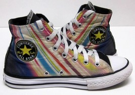 CONVERSE CHUCK TAYLOR ALL STAR HIGH-TOP CANVAS SNEAKERS UNISEX JUNIOR SI... - $34.16