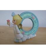 2002 Precious Moments Letter O Figurine  - $12.00