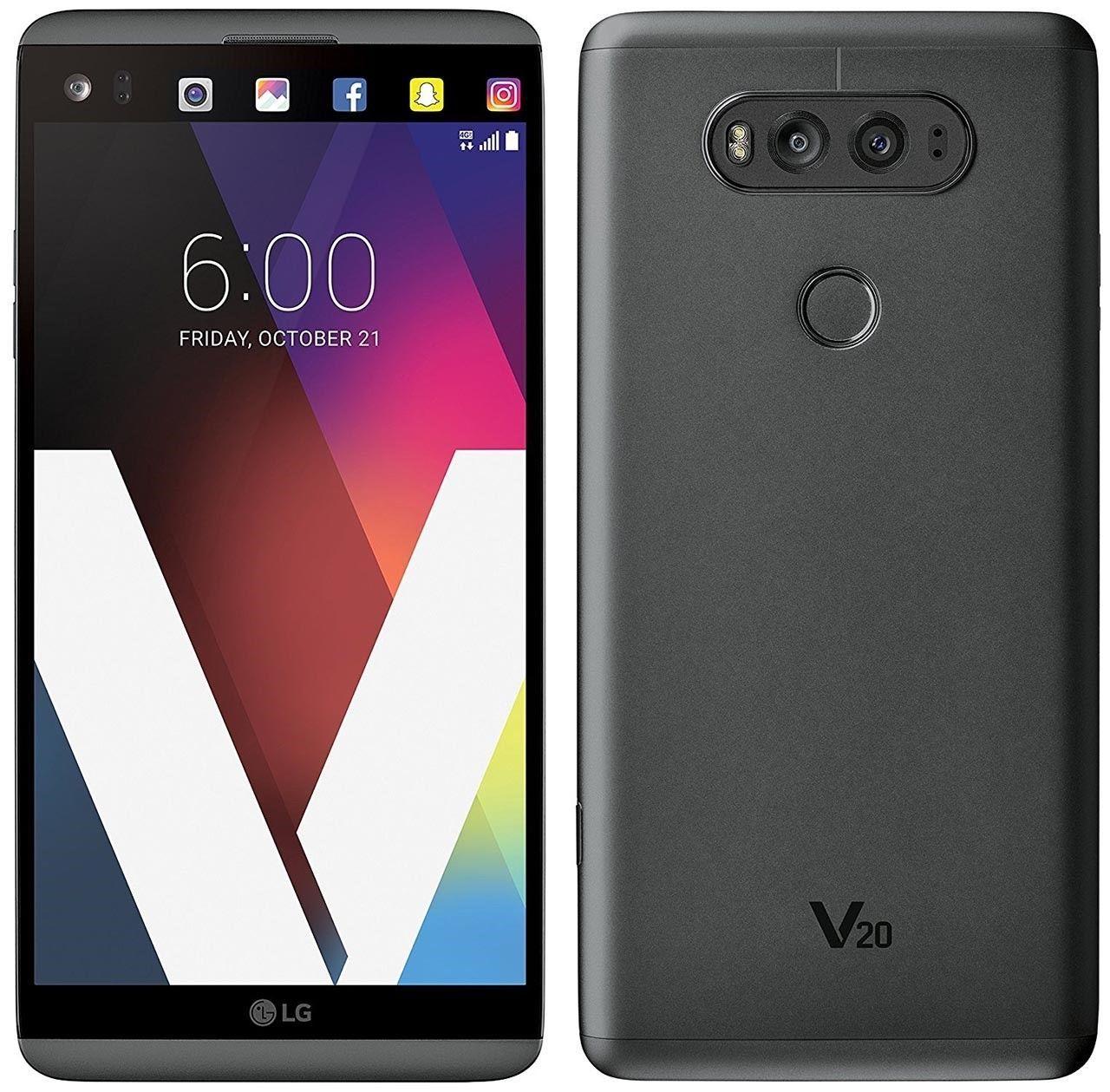 lg v20 vs995 verizon grey 4gb 64gb quad core and 50 similar items
