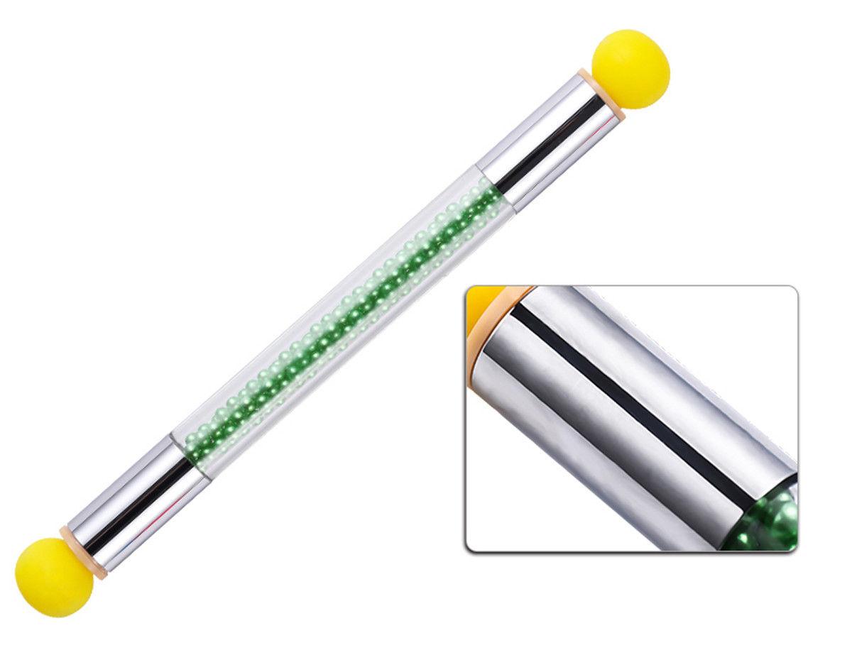 2 Way Nail Art Sponge Brush Silicone Stamper Head Gradient Painting Shading Tool image 8