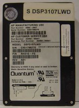 "HP A3058-60001 DSP3107LWD 0950-2607 SCSI 1GB 3.5"" DIFF Drive Tested Free... - $49.95"
