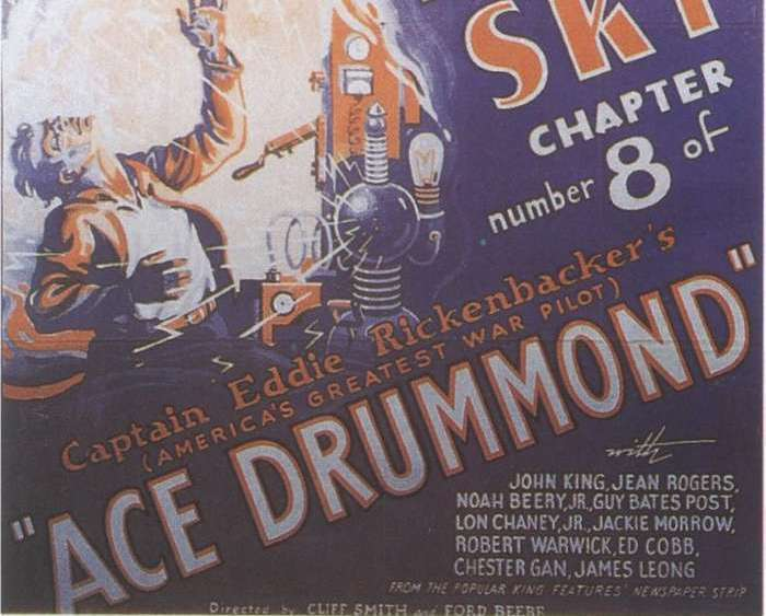 Ace Drummond, 13 Chapter serial