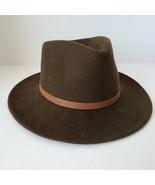 Dorfman Pacific Company Scala Classic Handmade Crushable Hat 100% Wool LNC - £31.62 GBP