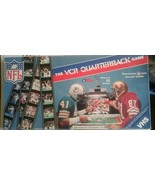 The VCR Quarterback Board Game NFL (1986, VHS).FREE SHIPPING. - $46.74