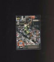 1994-95 Upper Deck  International Gold Signature German #190 - Shawn Kemp - $5.00